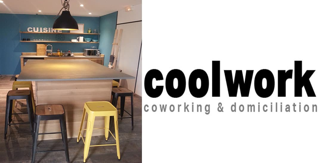 coolwork le nouvel espace de coworking. Black Bedroom Furniture Sets. Home Design Ideas